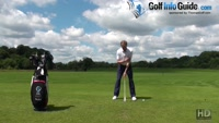 Finishing The Job With Good Shoulder Movement In The Golf Swing Video - by Pete Styles