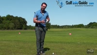 Firing The Golf Club Down To Target With Balance Video - by Peter Finch