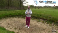 Five Common Golf Bunker Mistakes - Not Checking The Lie Video - by Peter Finch