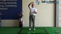 Fix Short Pitch Problem Hinge Wrists Early - Senior Golf Tip Video - by Dean Butler