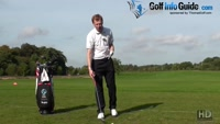 Fix Your Golf Ball Position To Improve On Your Topped Shots Video - Lesson 18 by PGA Pro Pete Styles
