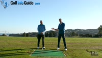Fix Your Over The Top Golf Swing - Video Lesson by PGA Pros Pete Styles and Matt Fryer