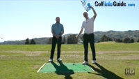 Fix your golf over swing - Video lesson by PGA pros Pete Styles and Matt Fryer