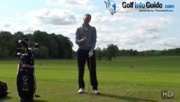 Fixing Your Balance To Avoid Golf Topped Shots Video - by Pete Styles