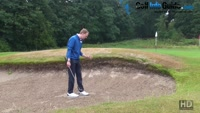 Flatten Swing To Hit Spinning Sand Shots Video - by Pete Styles