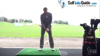 Focus On Your Hands To Solve The Problem Of Poor Shaft Angle In Your Golf Swing Video - by Pete Styles