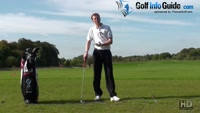 For Limited Golf Hip Rotation Use A Different Strategy Video - by Pete Styles
