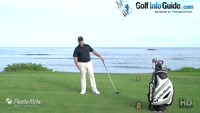 For Solid Shots Move Weight Forward - Video Lesson by Tom Stickney Top 100 Teacher