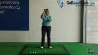 Full Golf Club Release to Create Running Chip Shot Women Golfer Tip Video - by Natalie Adams