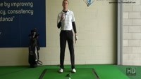 Full chest rotation can produce longer golf drives Video - by Pete Styles
