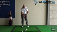 Get Longer Drives with Rising Club Head - Senior Golf Tip Video - by Dean Butler
