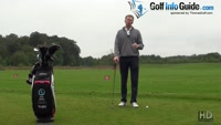 Getting Feedback From Your Bump And Run Golf Shots Video - by Pete Styles