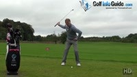 Getting Into Golf Impact Position Video - by Pete Styles