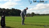 Getting Into Position To Hit A Golf Draw Video - by Pete Styles