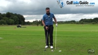 Getting The Feet Correct During Set-Up Video - by Peter Finch