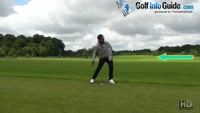 Getting The Hips Cleared During The Golf Downswing Video - by Peter Finch