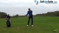 Getting Your Golf Impact Position Right Is All About Swing Mechanics Video - by Pete Styles