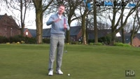 Getting Your Mind Out Of The Way To Improve Your Golf Putting Video - by Pete Styles