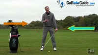 Golf Arms Staying Connected To Your Body Video - by Pete Styles