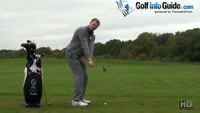 Golf Back Swing Wrist Hinge Video - by Pete Styles