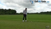 Golf Backswing Issues With The Low Hook Shot Video - by Peter Finch