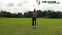 Golf Ball Flying Too Low - How To Adapt A High Shot Video - by Peter Finch