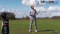 Golf Ball Position With A Putter Video - by Pete Styles
