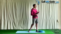 Golf Bicep Balance Exercise Video - by Peter Finch