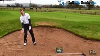 Bunker Drill Never Leave A Bunker Shot In The Bunker Again Video - by Pete Styles