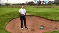 Golf Bunker Rules And Etiquette, Raking The Sand Video - Lesson by PGA Pro Pete Styles