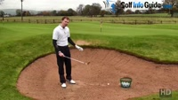 Golf Bunker Rules, No Touching The Sand Before The Shot Video - Lesson by PGA Pro Pete Styles