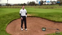 Green Side  Bunker Shots From Difficult Positions (Video) - Lesson by PGA Pro Pete Styles