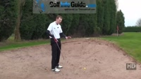 Correct Cures to Fix Golf Bunker Shots Video - by Pete Styles