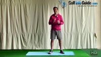 Golf Calf Stretch Video - by Peter Finch