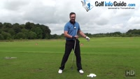 Golf Drill 3 - Turning Inside The Alignment Stick Video - by Peter Finch