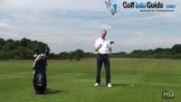 Golf Driving Where And How To Get The Correct Start Video - Lesson by PGA Pro Pete Styles