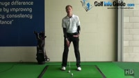 Golf Wedge Play, Open Lead Foot And Hip for Better Shots Video - by Pete Styles