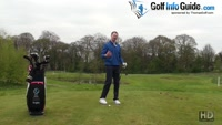 Golf Grip Pressure For Chipping Video - by Pete Styles