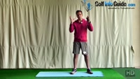 Golf Hamstring Stretch Video - by Peter Finch