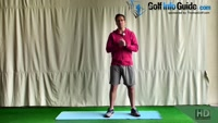 Golf Hip Flexor Stretch Video - by Peter Finch