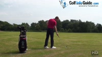 Golf Hip Term Starts With A Correct Stance Video - by Pete Styles