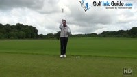 Golf Irons Flying Too Low? Not Enough Speed Video - by Peter Finch
