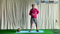Golf Lunge With Rotation Twist Video - by Peter Finch