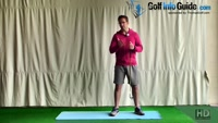 Golf Quad Stretch Video - by Peter Finch