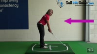 Golf Arm, How Can Arms Alignment Effect My Golf Shots? Video - by Natalie Adams