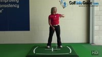 How Can I Best Play A Blind Golf Shot? Video - by Natalie Adams