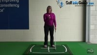 How Can I Ensure My Long Golf Chip Shorts Reach The Hole? Video - by Natalie Adams