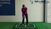 How Can I Stop Fatting My Golf Chip Shots? Video - by Natalie Adams
