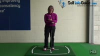 How Can I Stop Tinning My Golf Shots? Video - by Natalie Adams