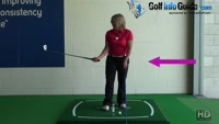 How Can The Width Of My Stance Effect The Length Of My Swing? Video - by Natalie Adams